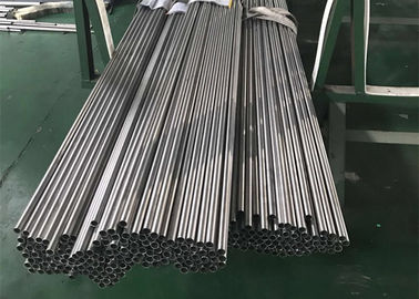 Pipe Tube Incoloy 800 HT Alloy , Creep Rupture Strength Iron Nickel Chromium Alloy