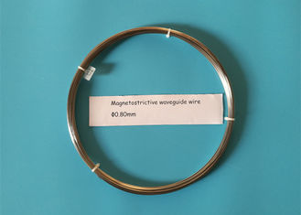 Magnetostrictive Waveguide Wire Diameter 0.80mm Working Temperature up to 280°C