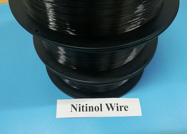 0.03-5.0mm Shape Memory Alloy Materials Nitinol Nickel Titanium Superelastic