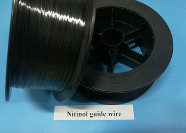 China SMA Nitinol Wire Tube Shape Memory Alloys , 0.1-5.0mm Shape Memory Materials distributor
