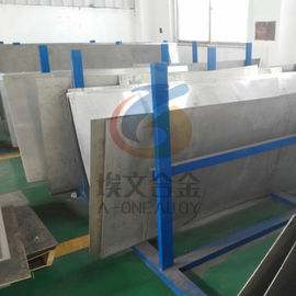 China Welded Seamless 400 Monel Nickel Alloy Plate N04400 Seawater Resistant distributor