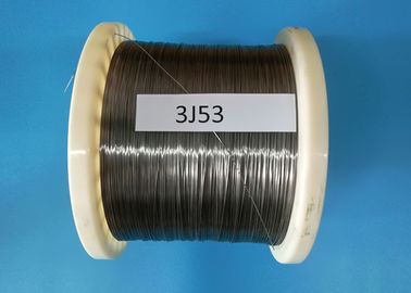 China Constant Superelastic Alloy Cold Drawn Wire For Spring Elastic Components 3J53 distributor