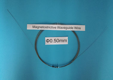 China FeNi Alloy Magnetostrictive Wire For Level Probe 0.40-1.20mm With Rohs Approved factory