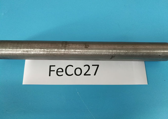 FeCo27 ASTM A801 Soft Magnetic Materials With High Magnetic Saturation
